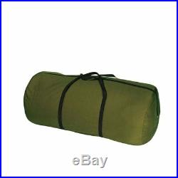 Slumberjack Contry Squire 12 Ounce Cotton Duck Insulated Sleeping Bag, Green
