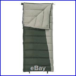 Slumberjack Forest 20 Degree Reg Regular Right Hand Sleeping Bag