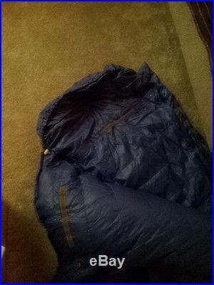 Snow lion down sleeping bag