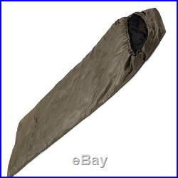 Snugpak Jungle Bag Compact Lightweight Sleeping Bag Olive RH Zip
