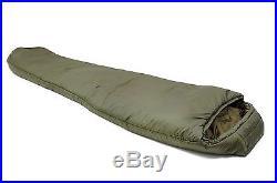 Snugpak Softie 12 Osprey Military Sleeping Bag in Olive Green or Black (LH)