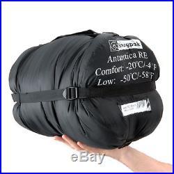 Snugpak Softie 18 Antarctica RE Sleeping Bag Military Tactical Survival 91120-MC