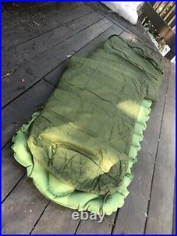 Snugpak Softie 3 Merlin Military Sleep System Olive RH + Klymit Static V Pad