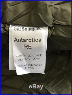 Snugpak sleeping bag Antartica Sleeping Bag