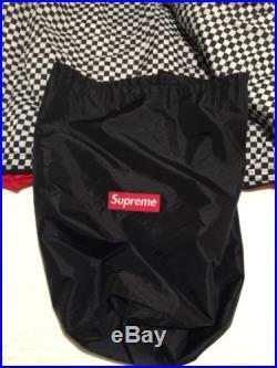 Supreme Box Logo The North Face Sleeping Bag New Red Jacket