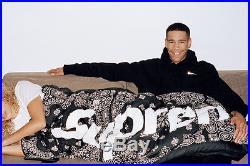 Supreme x The North Face sleeping bag paisley Bandana black