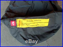 TNF The North Face Easy Rider 40°F Sleeping Bag Regular, RZ NEW