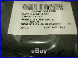 Tennier Ind 5 Piece Military Modular Sleep System Sleeping Bag ACU Goretex IMSS