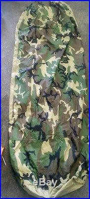 Tennier Industries Modular Sleeping System USGI US Army Marine Corp Bags Sack