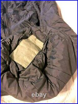 Tennier Industries US Military 4 Piece Modular Sleeping Bag System