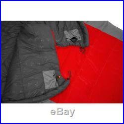 Teton Sports 1109 Tracker Double-Wide Sleeping Bag 5 F Rating