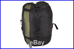 Teton Sports Celsius XL -32 C/-25 F Lined Sleeping Bag Blue 103R