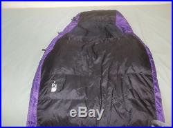 The North Face -20 Inferno Solar Flare Goose Down Sleeping Bag Gore-tex DryLoft