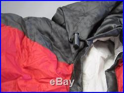 The North Face -5C Backpacking Ultralight Sleeping Bag Gore Dry Loft Goose Down