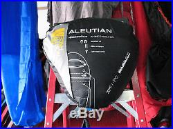 The North Face Aleutian 20F (-7C) sleeping bag regular