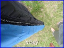 The North Face, Blue Kazoo, 20? Down Sleeping Bag, Long