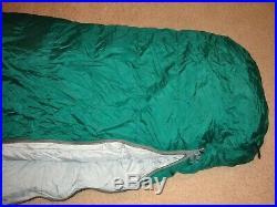 The North Face Chamois -5 Degrees Goose Down Mummy Sleeping Bag Reg. RH 86x31