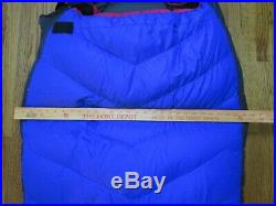 The North Face Foxfire 800 Fill Goose Down Mummy Sleeping Bag