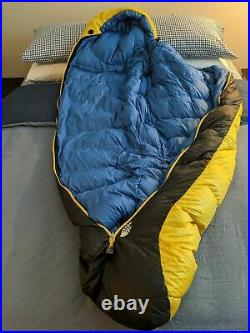 The North Face Gold Kazoo 650 Down Sleeping Bag 30F