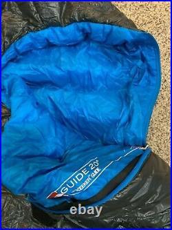The North Face Guide 20 Degree Mummy Sleeping Bag Reg LH