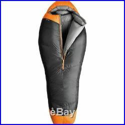 The North Face Inferno -20 Summit Series Sleeping Bag (LONG, Center Zip) ORANGE