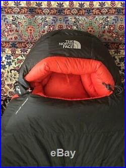 The North Face Inferno -40F / -40C Sleeping Bag