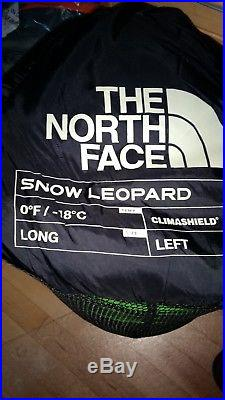 The North Face Snow Leopard 0F /-18C Sleeping Bag Assorted Sizes