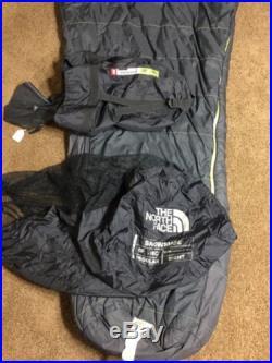 The North Face Snowshoe 0 Degree Sleeping Bag Kiwi Green G7