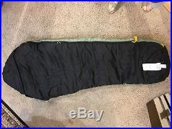 The North Face Snowshoe Polarguard Delta Sleeping Bag Reg 0 Degree