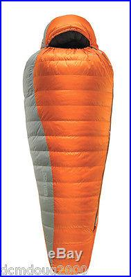 Therm-A-Rest Antares (20F / -7C) Down Solar Orange Regular