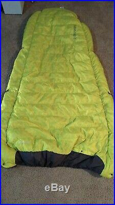 Thermarest Auriga Down Backpacking Quilt/Blanket 35 Degree