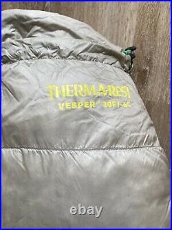 Thermarest Vesper 20 Degree Ultralight Quilt Regular