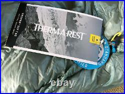 Thermarest Vesper 32F/0C Quilt 1lb, 1oz. Super Light Weight