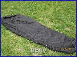 Tiny Holes 4-Piece Modular Sleep System MSS Military Sleeping Bag ECWS -30 USGI