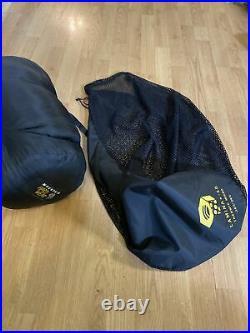 USED Mountain Hardwear Lamina -15°F Sleeping Bag Synthetic, Long