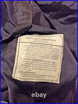 USGI Military 4 Piece Sleep System MSS, Woodland