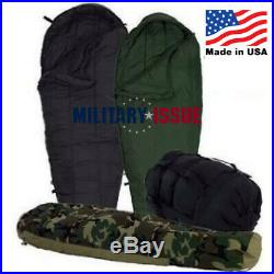 US GI Military Modular Sleeping Bag System, 4 Pc. WithGORTEX Bivy