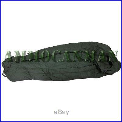 US MILITARY EXTREME COLD WEATHER SLEEPING BAG IN OD GREEN BRAND NEW