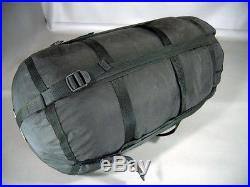 US Military 4 Piece Modular Sleeping Bag Sleep System Excellent conditions