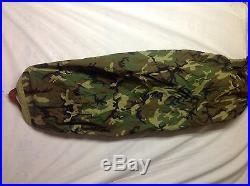 US Military 4 Piece Modular Sleeping Bag Sleep System GORTEX Bivy