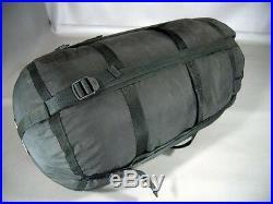 US Military 4 Piece Modular Sleeping Bag Sleep System Good Condition