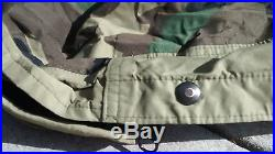 US Military 4 Piece Modular Sleeping Bag Sleep System withGORTEX Bivy -40° GC