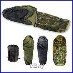 US Military 4 Piece Modular Sleeping Bag Sleep System withGORTEX Bivy- EXCELLENT