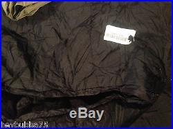 US Military 4 Piece Modular Sleeping Bag Sleep System withGORTEX Bivy NEW