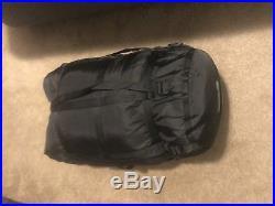 US Military 4 Piece Modular Sleeping Bag Sleep System withGORTEX +Wet Weather Bag