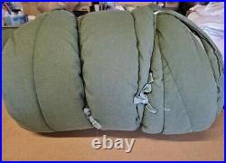 US Military Army Extreme Cold Weather Sleeping Bag Mummy by Tennier
