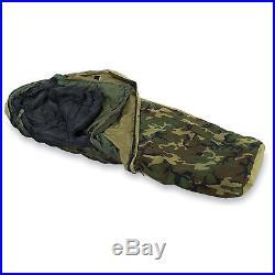 US Military GORETEX -40° MODULAR SLEEPING BAG SLEEP SYSTEM MSS 4 Piece MINT
