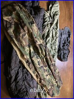 US Military Issue Modular Sleeping System Patrol