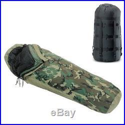 US Military Issued 4 Piece Modular Sleep System withGORTEX Bivy sleeping bag