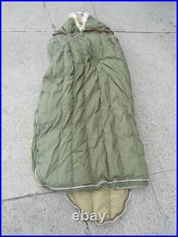 US Military Korean War Era Evacuation/Casualty Insulated Bag